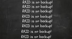 La strategia di backup